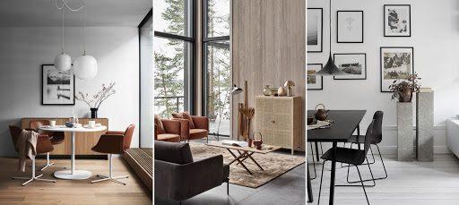 Xu hướng thiết kế nội thất được ưa chuộng